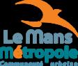 ceci est le logo de Le Mans Métropole, communauté urbaine